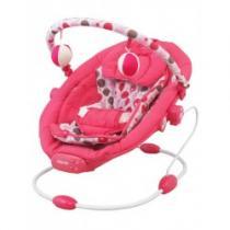 BABY MIX Dětské lehátko pink