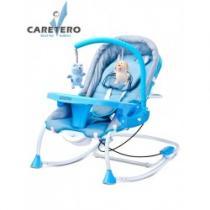 CARETERO Dětské lehátko Rancho blue