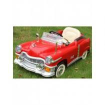 BABY MIX Dětské retro auto červené