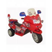 BABY MIX Elektrická motorka red