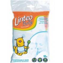 Linteo Jednorázové bryndáčky Baby 10 ks