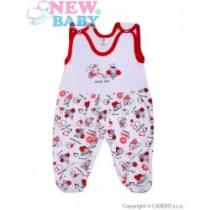 NEW BABY Kojenecké dupačky Beruška