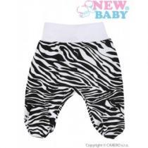 NEW BABY Kojenecké polodupačky Zebra