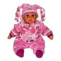MARIO Mluvící a zpívající dětská panenka Baby Girl dreams