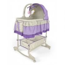 MILLY MALLY Multifunkční kolébka Sweet Melody purple