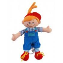 BABY MIX Panenka s hracím strojkem Chlapeček