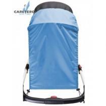 CARETERO Sluneční clona na kočárek blue