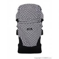 WOMAR Nosítko Zaffiro Care černo-bílé
