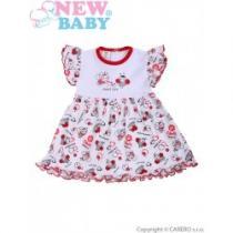 NEW BABY Kojenecké šaty Beruška