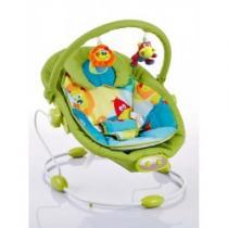 BABY MIX Dětské lehátko green