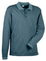 COFRA Tričko Polo LUXEMBOURG Světle modrá