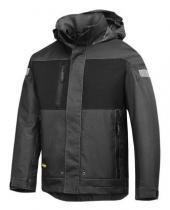 Snickers Workwear Zimní bunda nepromokavá 1178 Černá