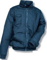 COFRA Zimní pracovní bunda TURGAJ Modrá