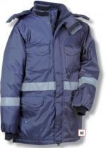 COFRA Zimní pracovní bunda LEIDA Modrá