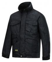 Snickers Workwear Bunda zimní řemeslnická 1122 Černá