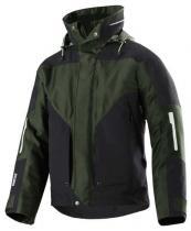 Snickers Workwear Pracovní bunda zimní GORETEX 1988 Zelená