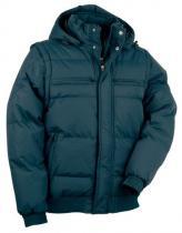 COFRA Zimní pracovní bunda Montreal Modrá
