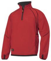 Snickers Workwear Pracovní bunda fleeceová 8008 Červená