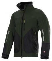 Snickers Workwear Pracovní bunda WINDSTOPPER Soft Shell 8888 Zelená
