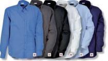 COFRA košile HONOLULU Světle modrá