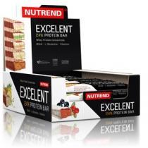 Nutrend Excelent 18 x 85 g proteinová tyčinka 85g