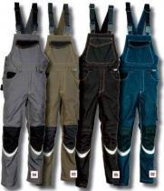 COFRA kalhoty s laclem DORSET Černá