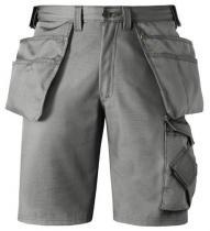 Snickers Workwear šortky CANVAS řemeslnické 3014 Černá