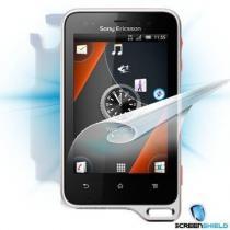 ScreenShield pro Sony Ericsson Active celé tělo