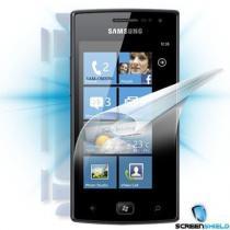 ScreenShield pro Samsung Omnia W celé tělo