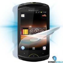 ScreenShield pro Sony Ericsson Live with Walkman celé tělo