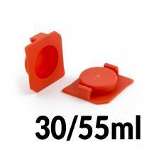 Flumatic Horní uzávěr kartuší 30ml a 55ml pro 22.5mm