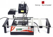 Jovy Systems Infračervená pájecí stanice JOVY RE-7500 s pracovní stolicí pro PCB