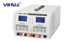YIHUA Lineární laboratorní zdroj zdvojený YH3005D-II