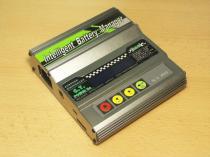 Battery manager typ AD-6 s duálním napájením 230V/12V