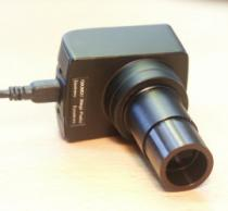 USB kamera pro okulárové mikroskopy 1,3Mpix
