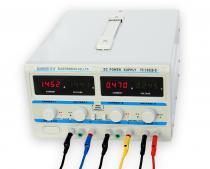 ZHAOXIN PS-3002D-II - 2x30V/2A, 60V/2A, 30V/4A