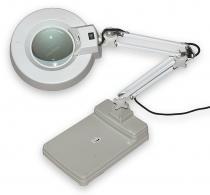 Lampa s kruhovou lupou typové řady T86-C zvětšení 8D