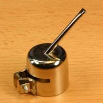 Horkovzdušná tryska zahnutá 3 mm, délka 30 mm CN3030C