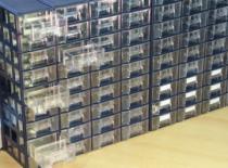 Univerzální plastové šuplíky A1