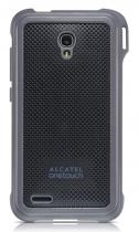 Alcatel OneTouch 7048X Go Play Rubber Case Grey (G7048-3AALBMG)