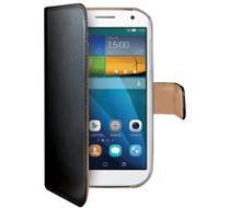 CELLY Wally pro Huawei Ascend G7 PU kůže