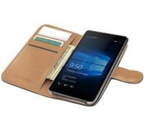 CELLY Wally pro Microsoft Lumia 950 PU kůže
