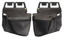 Snickers Workwear Pouzdro na hřebíky a šroubky 9795 Černá