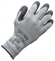 SHOWA Povrstvené rukavice Showa Thermo 451