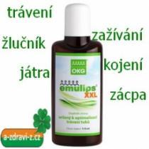 OKG Emulips XXL 115 ml Vanilka