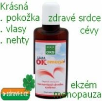 OKG OK OMEGA plus 115 ml