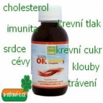 OKG OK Omega 3 Complete 120 ml