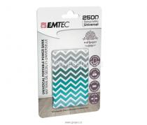 Emtec Power Essentials 2500mAh