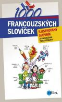 Edika 1000 francouzských slovíček 2.vydání