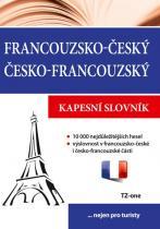 EDIKA Francouzsko-český česko-francouzský kapesní slovník